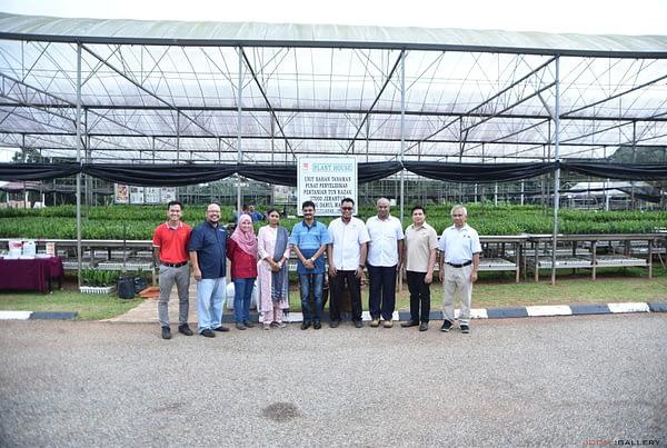 Visitors From India – 18 November 2019