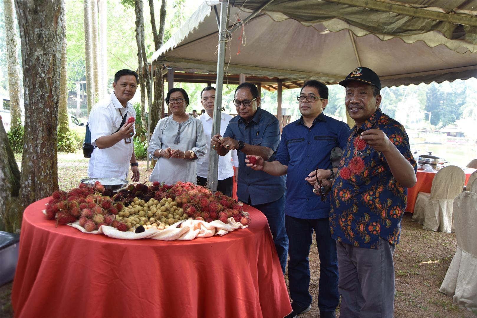 Lawatan NTT Delegasi Indonesia – 19 Ogos 2019